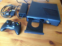 Xbox 360 S Console - 250Gb in excellent working condition, complete with Controller, PSU and cables