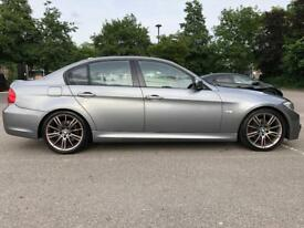 BMW 3-Series 2.0 320d M Sport business edition 4dr