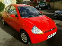 2006/56 ford Ka 1.3 style with low miles and full service history