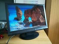 AOC monitor 20 inch