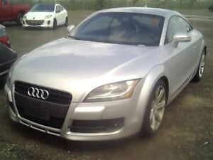 2008 Audi TT LEATHER-HTD-SEATS 2.0L
