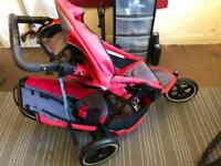 *BARGAIN* Phil and Teds Double Pushchair/Pram
