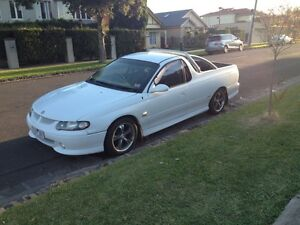 2002 VU SS Holden Commodore Ute Williamstown Hobsons Bay Area Preview