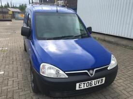 Vauxhall combo 1.3 cdti 2006