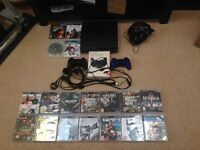 Playstation 3 Bundle - Includes Console, 18 Games, Two Controllers, Chargers (Inc Docking Station)