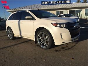 2013 Ford Edge SPORT AWD LOADED 53200KM