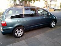 FORD GALAXY GHIA 1.9 TDI AUTO