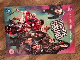 Suicide squad DVD excellent condition £3!