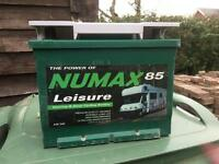 Numax leisure battery