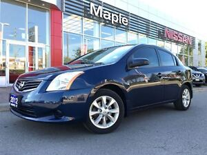 2012 Nissan Sentra 1.9% FINANCING AVAILABLE!  A/C, Power Options