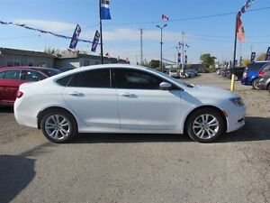2015 Chrysler 200 Limited   HEATED POWER SEATS London Ontario image 4
