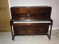 Piano... in tune