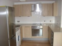2 Double Bed modern apartment in City Space, East Cliff, Preston PR1