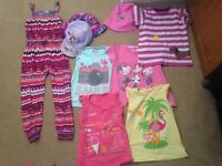 Girls 3-4 clothes - sstc