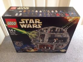 LEGO Star Wars Death Star (item 75159 Ultimate Collector's Series) Brand New & Unopened