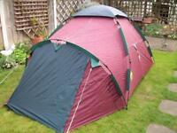 Khyam tent fair condition, highlander -3
