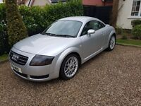 Audi TT AUTOMATIC LPG CONVERSION