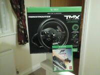 XboxOne Thrustmaster TMX Force Feedback steering wheel with pedals