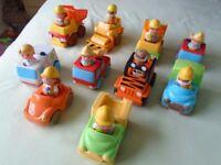 Happyland Vehicles & Figures