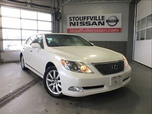 Lexus Ls 460 lwb and  loaded no accident  carproof 2009