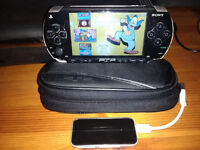 Original PSP with 162 Games - so easy to use!
