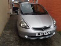 Honda Jazz in very good condition, LONG MOT, very LOW MILEAGE
