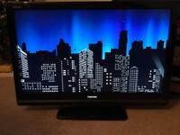 """37"""" Toshiba Television with 20ft Computer cable"""