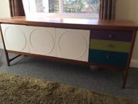 G Plan teak sideboard & chest of drawers