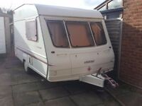 Bailey Beachcomber 350-2 - 2 BERTH ** AWNING ** Delivery Available + small and lightweight