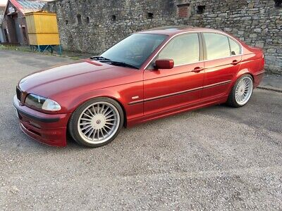2000 BMW Alpina B3 3.3 saloon E46 not M3