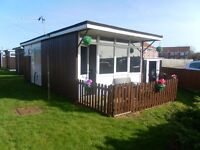 2 Bed Detached Chalet New Trend Park Chapel St Leonards £12500 Season Rent paid 2018