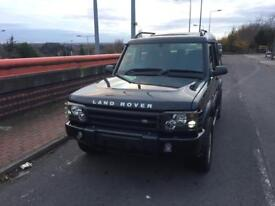 2003 landrover discovery 2 es td5 **new gearbox**