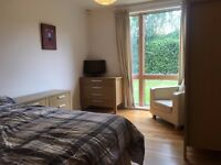 Great Double Room available in 2 Bedroom Flat in North Oxford