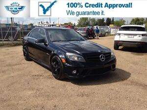 2010 Mercedes-Benz C-Class C63 AMG!! Apply Now!!