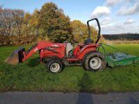 Massey Ferguson 1547 Tractor