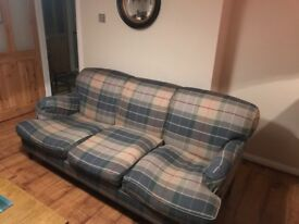 Two 3 Seater Sofas excellent condition, for sale