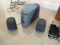 Screenbeat Active PC Speakers