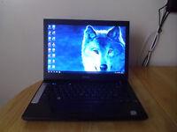 Laptop Dell Letitude E6400 Windows 10 320GB hard drive 3GB RAM