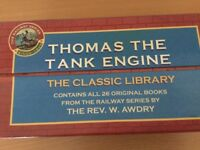 Thomas The Tank Engine - The Classic Library Books