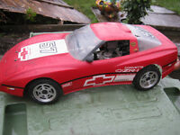 vintage kyosho zr1 corvette ic radio control car