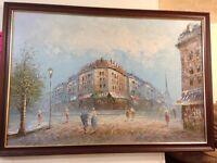 Caroline burnet painting. £25