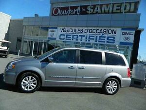 2016 Chrysler Town & Country Limited PLATINIUM + GR, REMORQUE D'