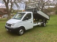 LDV Maxus Tipper 44k miles from new IMMACULATE CONDITION