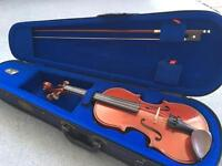 1/4 size Stentor Violin with Bow