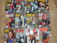 Bass Player Magazines