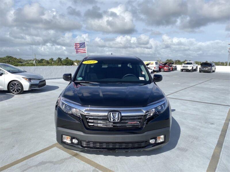 Image 2 Voiture Asiatique d'occasion Honda Ridgeline 2019