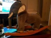 Elephant rockee