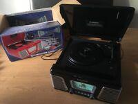 Steepletone USB Roxy 1 Record Player