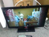 """techwood 24"""" led widescreen slimline tv"""