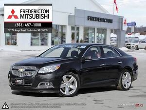 2013 Chevrolet Malibu LTZ! HEATED LEATHER! SUNROOF!